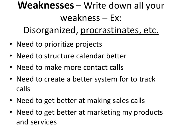 resume weaknesses exolgbabogadosco - Strengths And Weaknesses In Resume