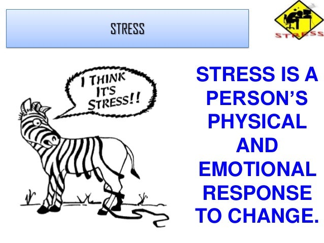What is Stress?