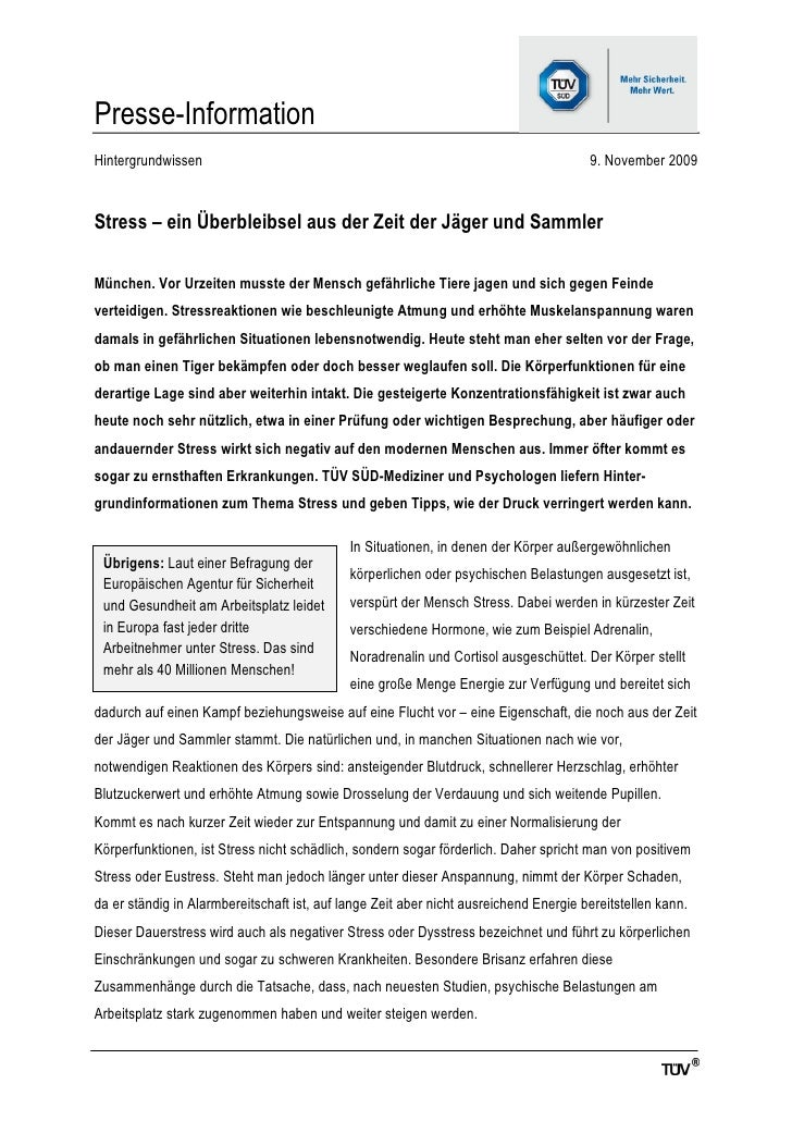 Presse-InformationHintergrundwissen                                                                      9. November 2009S...