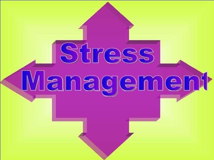 Literature review on stress management