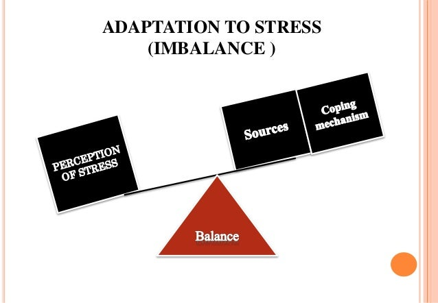 stress adaptation and the psycho physiological effects on the body essay Stress is the physical, mental and emotional human response to a particular stimulus, otherwise called as 'stressor' it is the adaption/coping-response that helps the body to prepare for challenging situations.