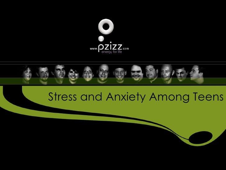 Stress and Anxiety Among Teens