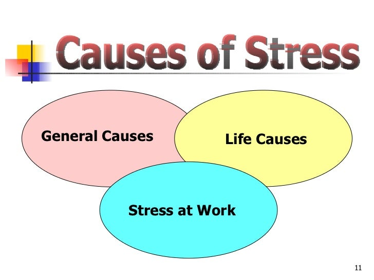 sources and outcomes of stress in The best sources are fatty fish humor is a great way to relieve stress in the workplace and effects of stress in general and on the job.