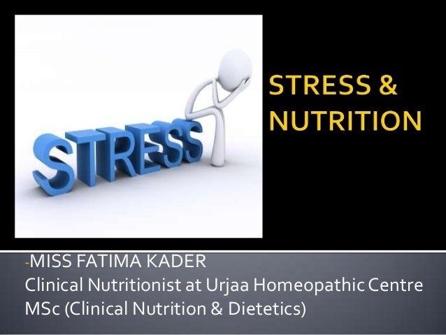 -MISS FATIMA KADER  Clinical Nutritionist at Urjaa Homeopathic Centre MSc (Clinical Nutrition & Dietetics)