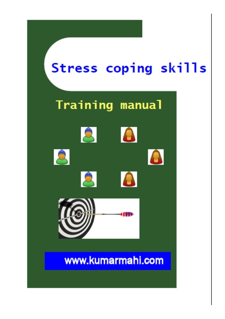 ABOUT THE PROGRAMME      Stress is common to everyone; however, we differ in how we respond toour stressors. When we are u...