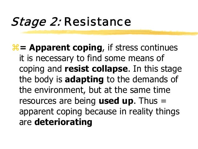 general adaptation syndrome stages pdf