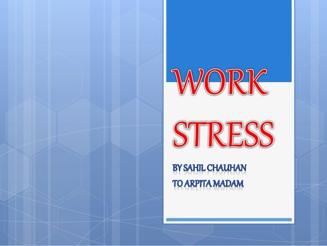 Stress in business ?