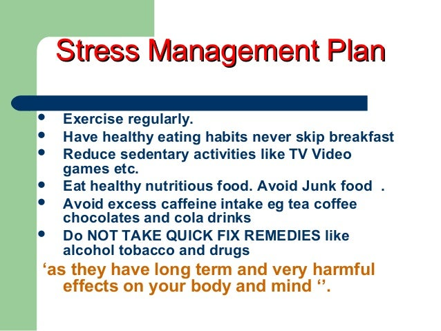 stress management action plan First steps in dealing with chronic personal stress level - action plan when stressed - coping skills for stressed people - stress toys.
