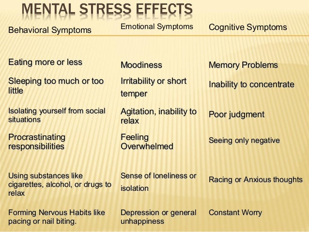 What are some ways to cope with stress?