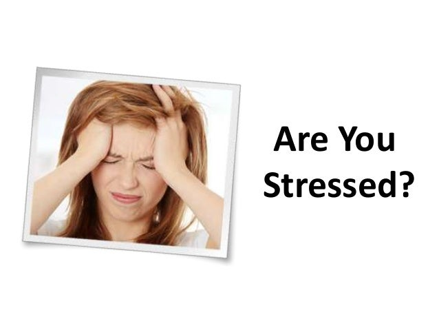 Stress Mngt