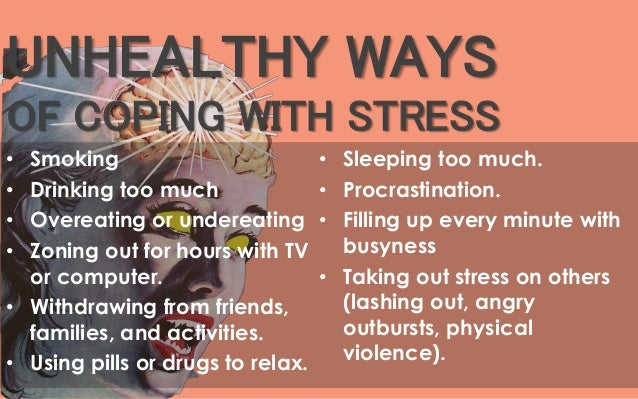 an introduction to the ways to eliminate stress How to relax and de stress though you can't turn your life upside down to eliminate stress, you can certainly find a way to eliminate any sources of.