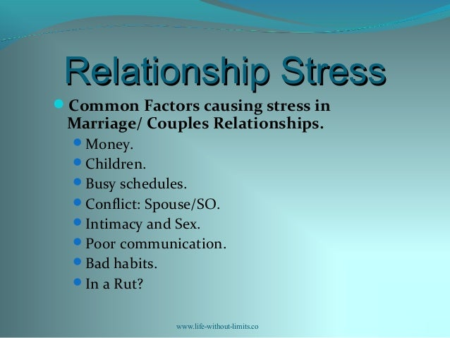 in a relationship but no communication with spouse