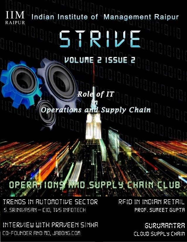 VOLUME 2 ISSUE 2 FEBRUARY 2013                             . http://opepiimraipur.blogspot.in/EMERGING                    ...