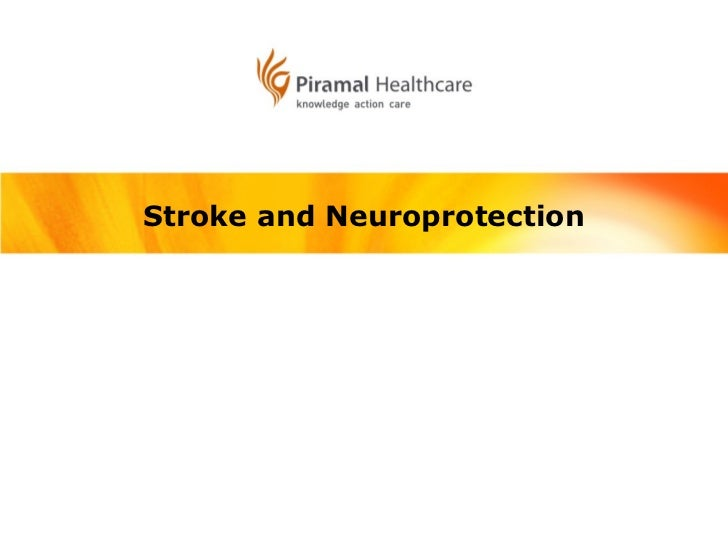 Stroke and neuroprotection