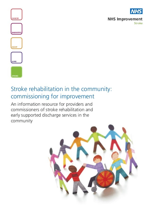 Stroke rehabilitation in the community: commissioning for improvement
