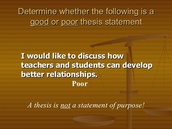 examples of strong thesis statements This resource provides tips for creating a thesis statement and examples of different types of thesis statements welcome to the purdue owl with strong.