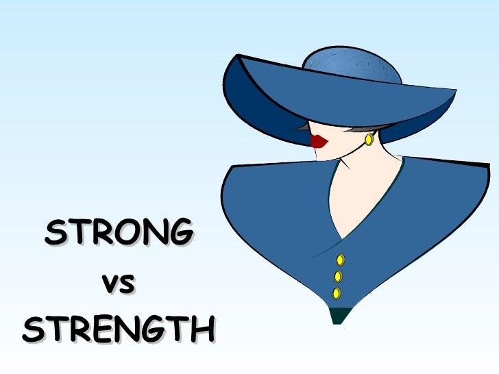 Stron Gvs Strength