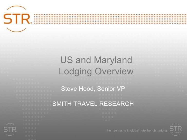 Smith Travel Research Presentation