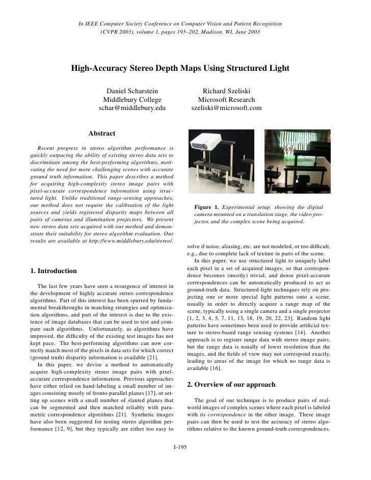 Structlight