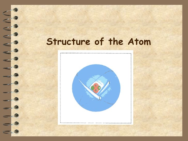 Structure Of The Atom 2