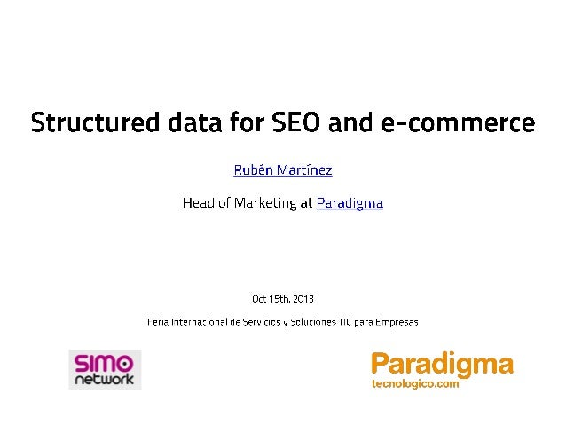 Thank you. Follow @rubenmartinezs for updates about SEO Check out www.paradigmatecnologico.com for more insights about sea...