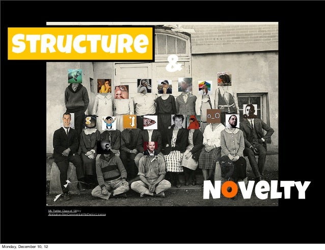 Structure & Novelty
