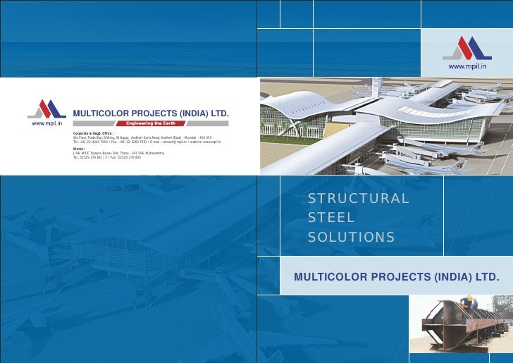 MULTICOLOR PROJECTS (INDIA) LTD.Corporate & Regd. Office :6th Floor, Trade Star, B Wing, JB Nagar, Andheri-Kurla Road, And...
