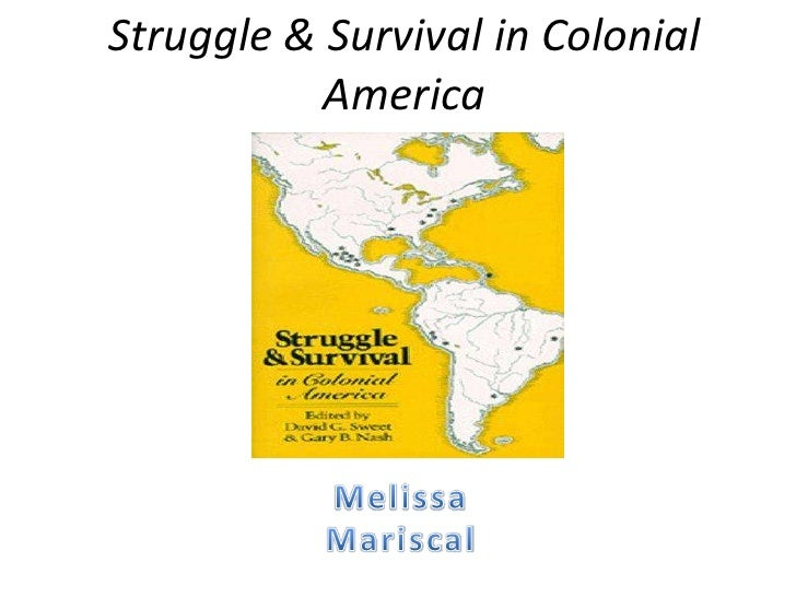 Struggle & Survival Readings Part 1