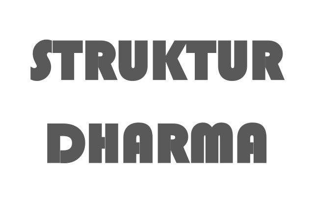 STRUKTUR DHARMA