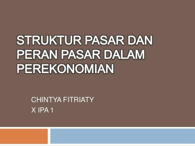 CHINTYA FITRIATY X IPA 1