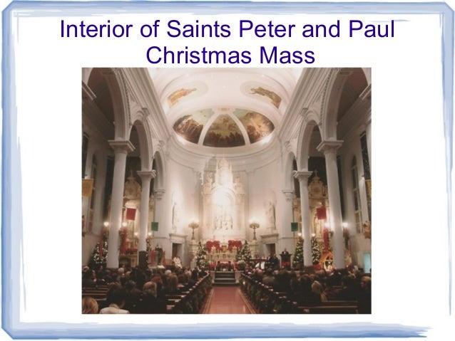 Saints Peter and Paul Interior