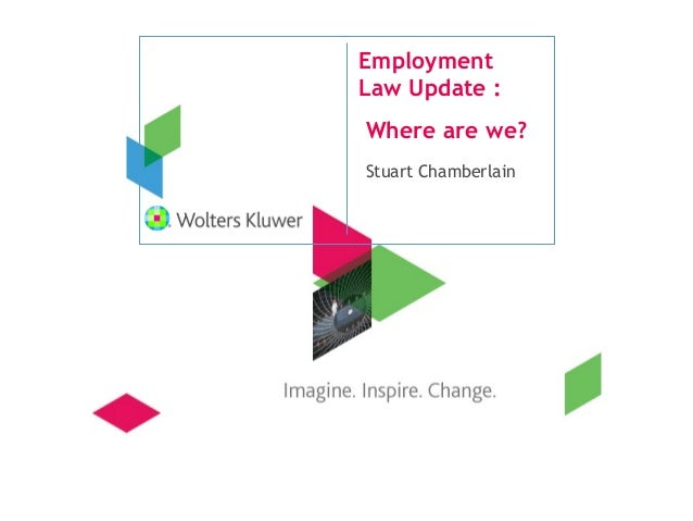 PPMA Annual Seminar 2014 - Employment Law Update