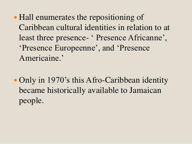 cultural identity paper