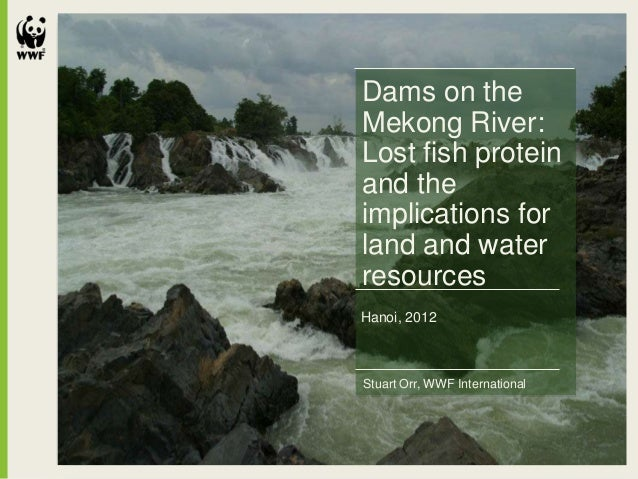 Dams on the Mekong River: Lost Fish Protein and the Implications for Land and Water Resources