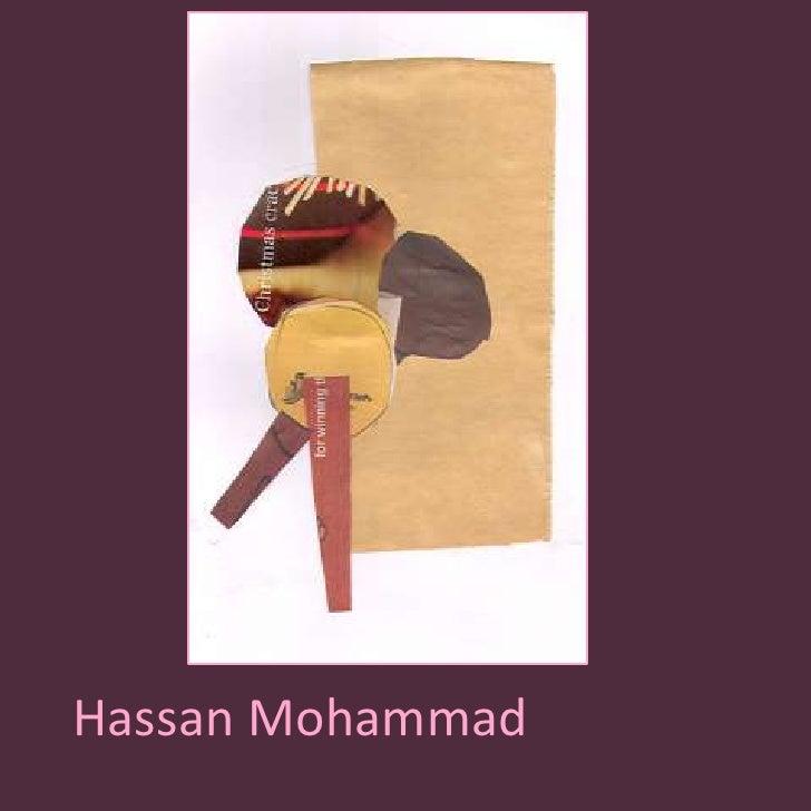 Hassan Mohammad حسن محمد<br />