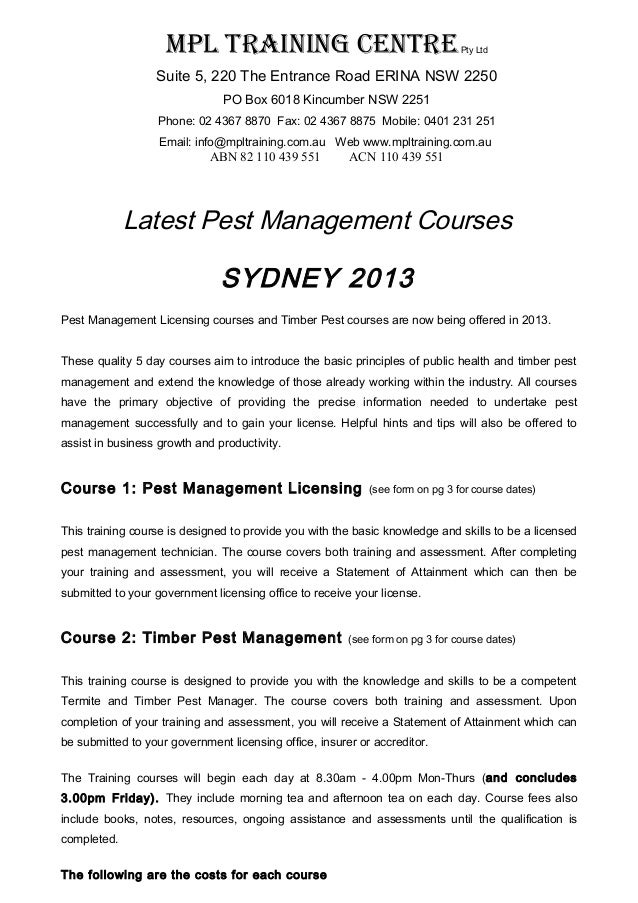 Student booking form  nsw 2013