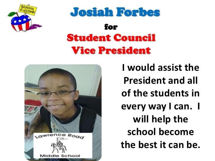 Student Council President Speech Term Paper Help