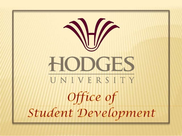 WE ARE YOUR CONNECTION TO            HODGES UNIVERSITY!!!   Clubs and Organizations   Scholarships   Student Recognitio...
