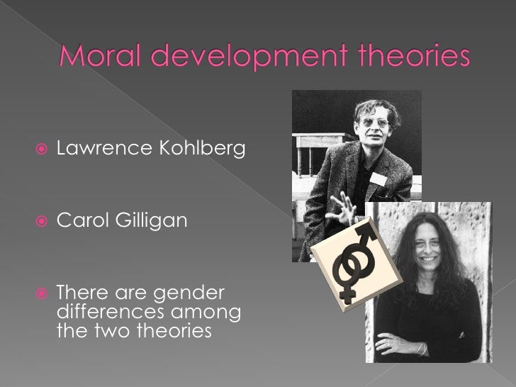 moral development theory of carol gilligan