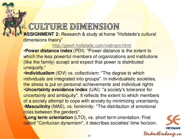 Research paper on the vietnamese culture?