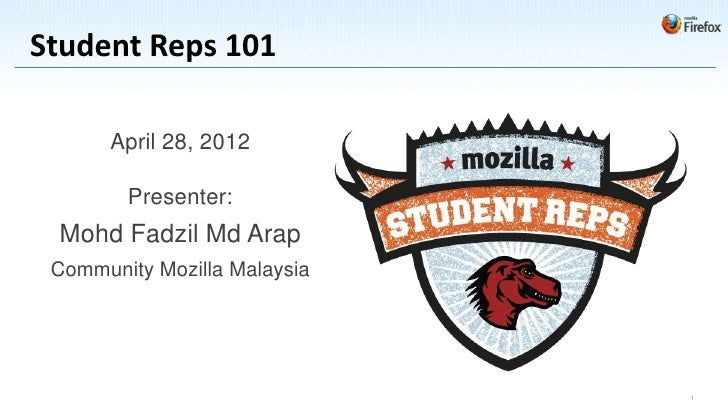 Student reps 101_final