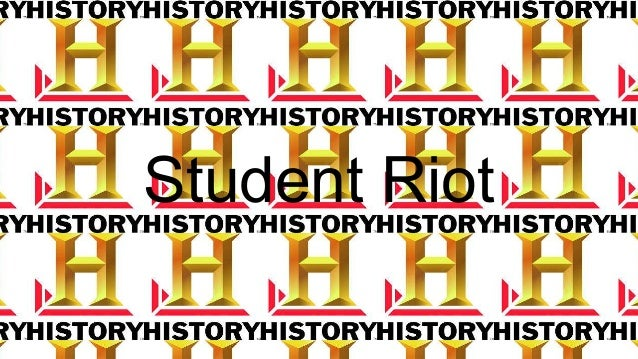 Student Riot