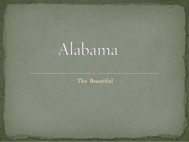 The Beautiful