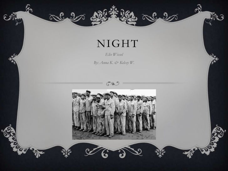 essay on night by elie