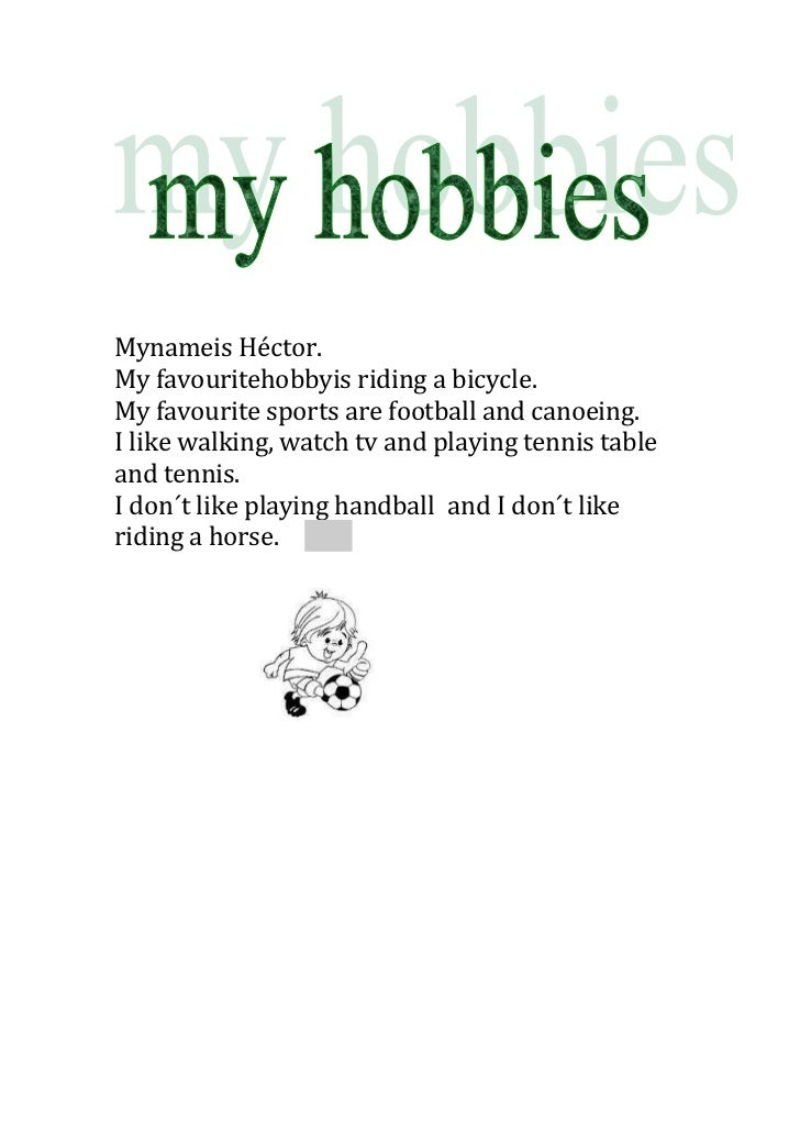 5 paragraph essay on hobbies Write a paragraph on my hobby in simple and easy words  s13 • e9 talking about hobbies and interest  essay on my hobby in english |.