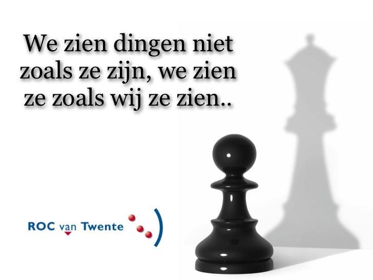 Studiedag Mediawijsheid ROC van Twente