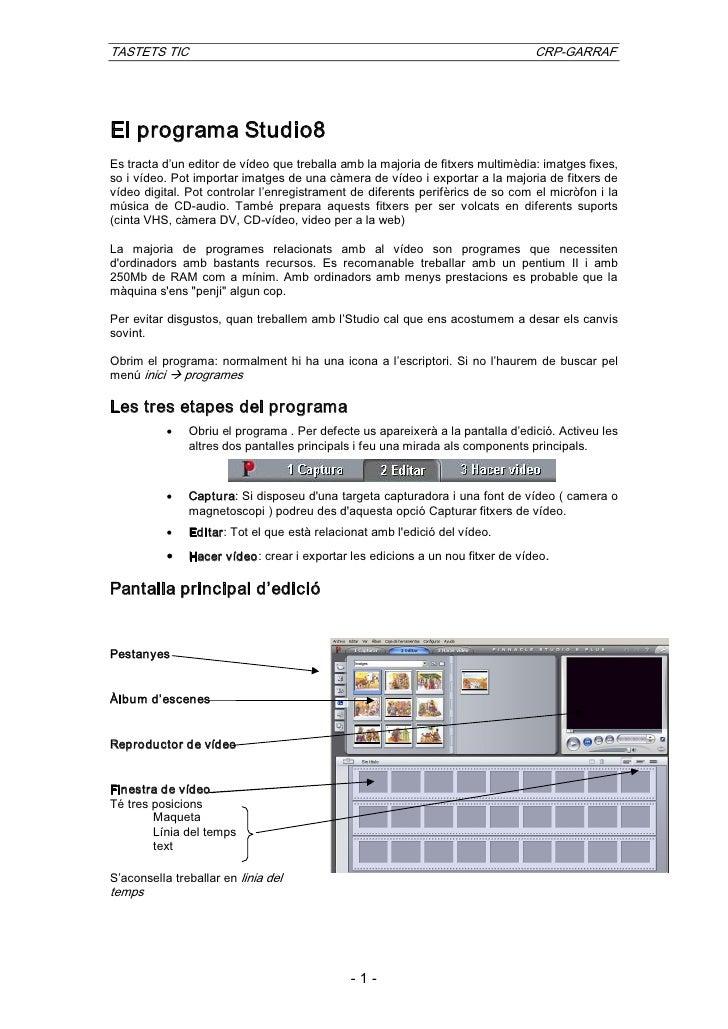 TASTETSTIC                                                                          CRPGARRAF     ElprogramaStudio8...