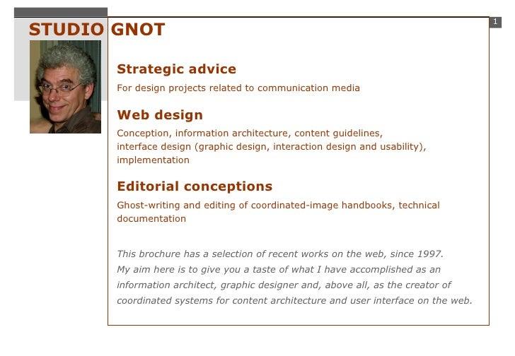 Studio Gnot Web Design
