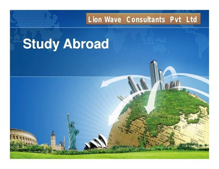 Lion Wave Consultants Pvt LtdStudy Abroad