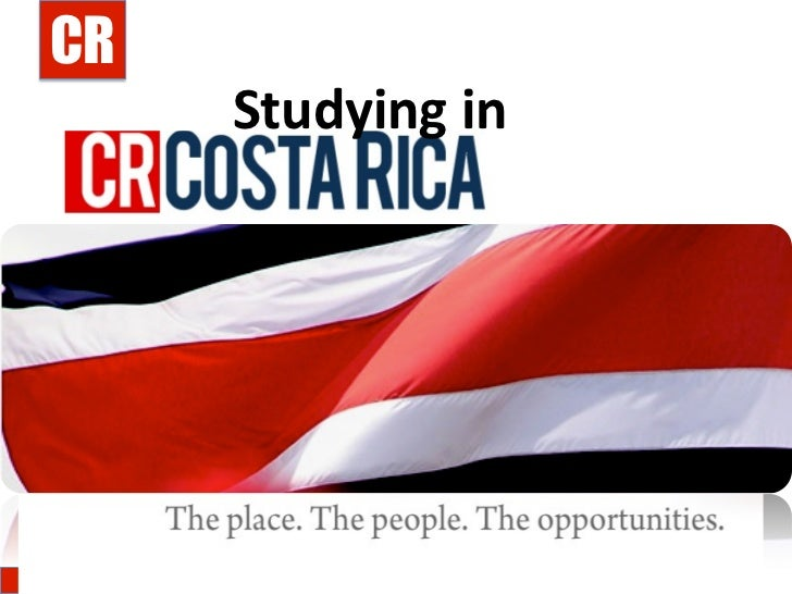 CR               Studying in       Studying in Costa Rica – StudyExchange.co.cr